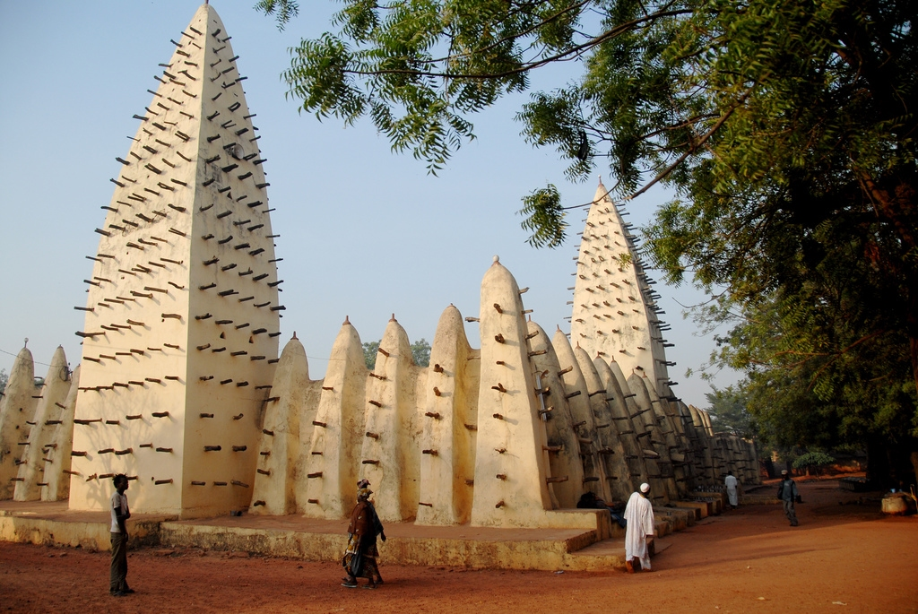 Mosques Of Africa