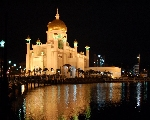 Mosque brunei